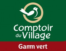Comptoir du village (Gamme vert)