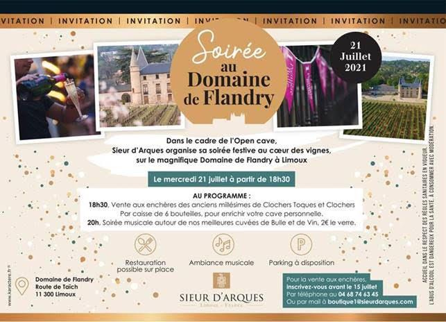 Domaine de Flandry